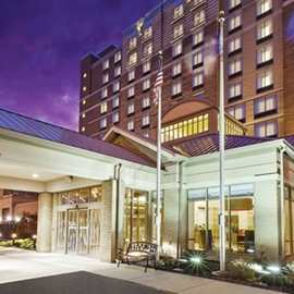 Hilton Garden Inn & Gateway Conference Center (Cleveland Downtown)