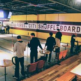 Forest City Shuffleboard