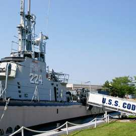 USS Cod Submarine Memorial