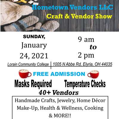 Hometown Vendors Craft & Vendor Show