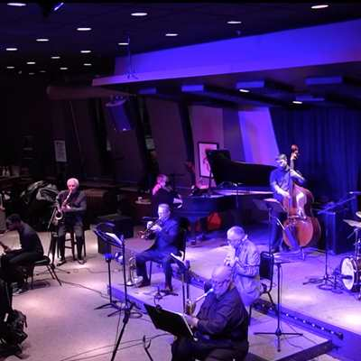 "Cleveland Jazz Orchestra Little Big Band Livestream: ""The Blues and the Self Evident Truth"""