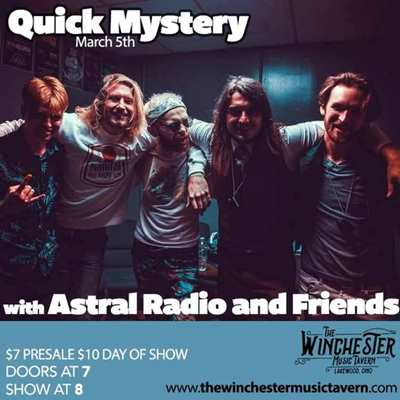 Quick Mystery with Astral Radio and Friends