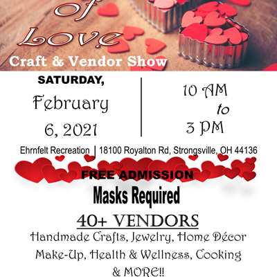 Dash of Love Craft & Vendor Show