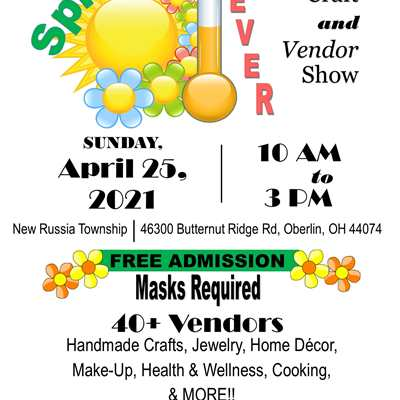 Spring Fever Craft & Vendor Show