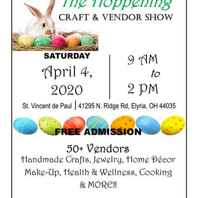 Postponed: The Hoppening Craft & Vendor Show