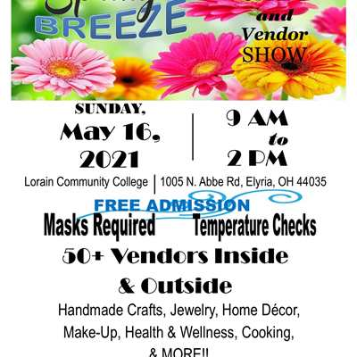 Spring Breeze Craft & Vendor Show