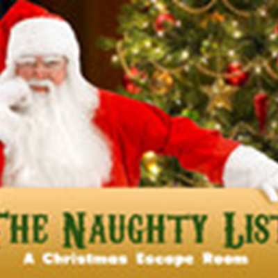 The Naughty List - A Christmas Escape Room