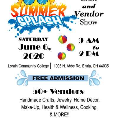 Summer Splash Craft & Vendor Show