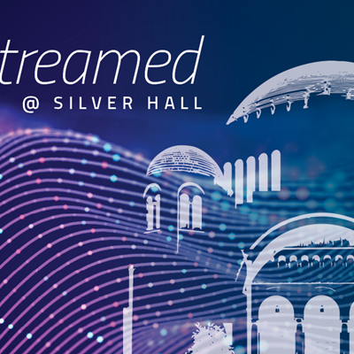 LIVE! Streamed @ Silver Hall: Dr. E