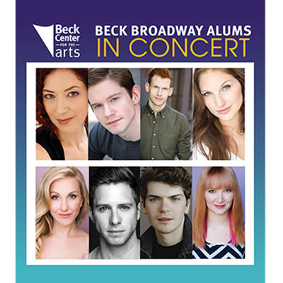 Beck Broadway Alums in Concert