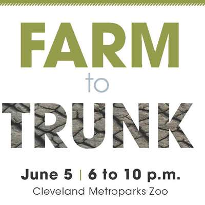 Conservation Dinners: Farm to Trunk