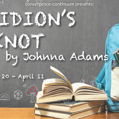 Canceled: Gidion's Knot by Johnna Adams