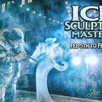 Ice Sculpting Masters - Drive Thru Ice Sculpture Garden