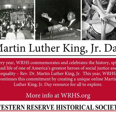 Martin Luther King, Jr. Day Online Resources