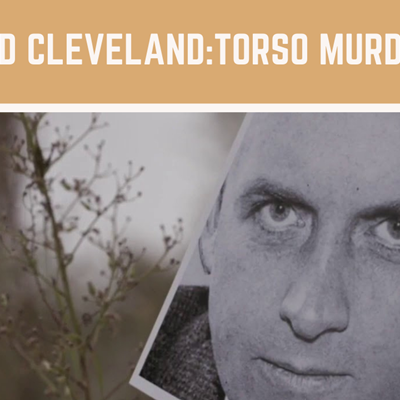 Haunted Cleveland: Torso Murders Tour
