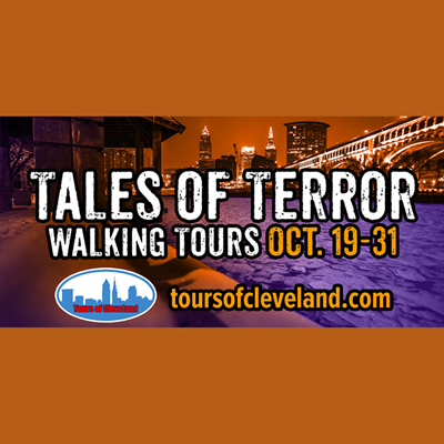 Tales of Terror Walking Tour