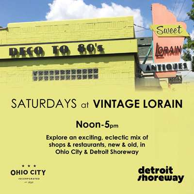 Saturdays at Vintage Lorain