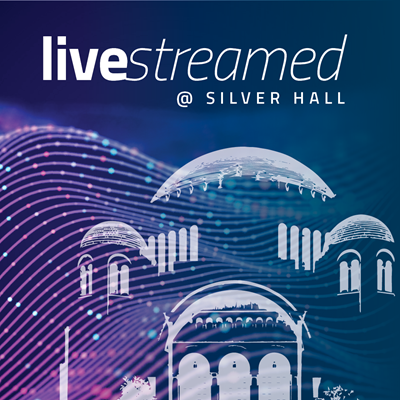 Live! Streamed @ Silver Hall: Corry Michaels