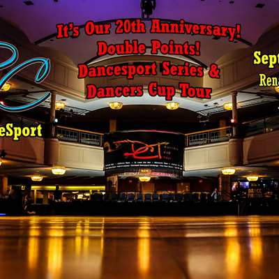 20th Annual Cleveland Dancesport Challenge