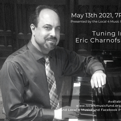 Tuning In: Eric Charnofsky