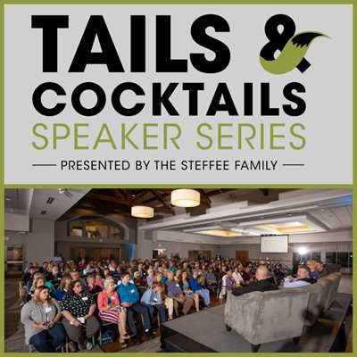 Tails + Cocktails: Keepers Doing Conservation