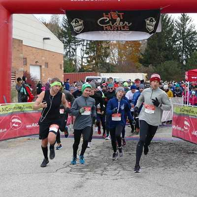 Gates Mills Hot Cider Hustle 5K