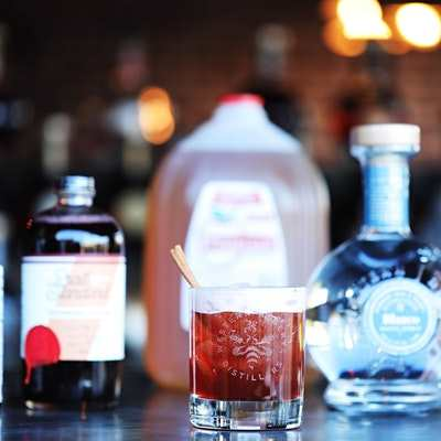 Couples Mixology 101 - Flavors of the Holidays
