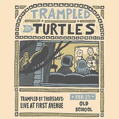 Trampled By Turtles - Livestream from First Avenue
