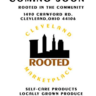 Rooted Cleveland Marketplace