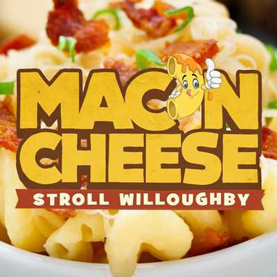 Mac & Cheese Stroll Willoughby 2021