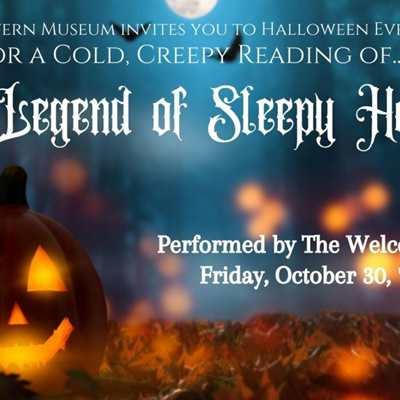 The Legend of Sleepy Hollow by The Welcome Table