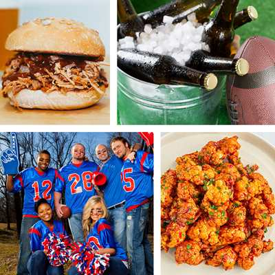 Gervasi Vineyard Football Tailgate Party