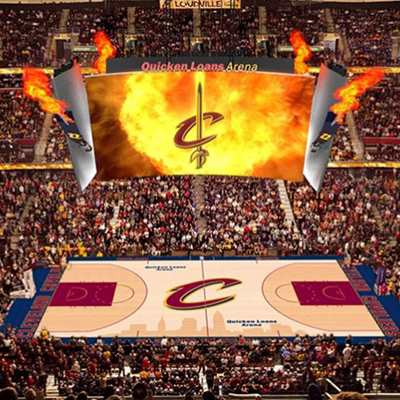Cleveland Cavaliers v. Washington Wizards