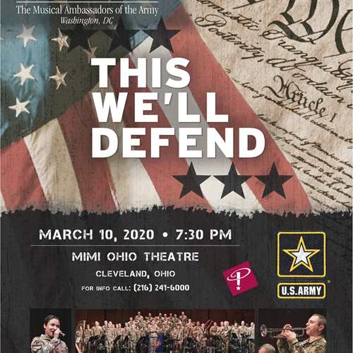 Free Concert: The United States Army Field Band