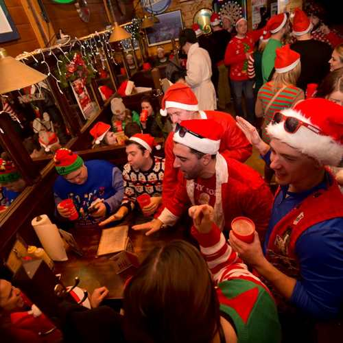 4th Annual 12 Bars of Christmas Crawl