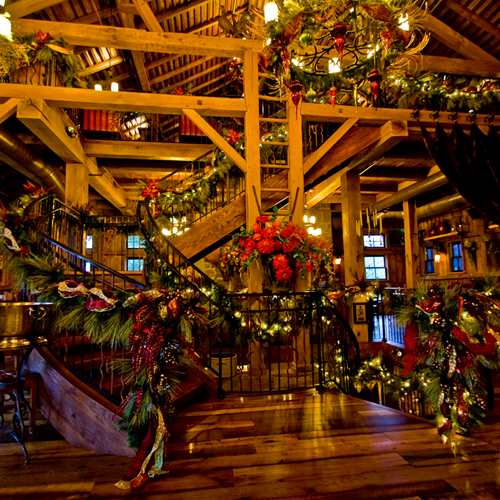 Holiday Lunch with The Grinch at Gervasi Vineyard