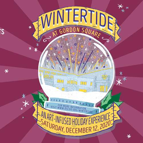 WINTERTIDE at Gordon Square 2020