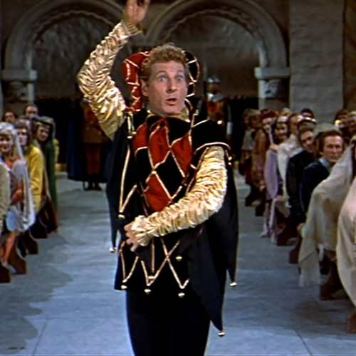 Canceled: Film Classics for Kids & Families! THE COURT JESTER at the Cinematheque!