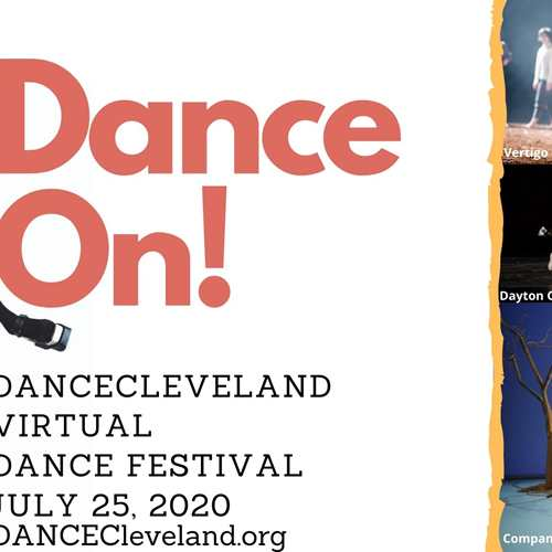 DANCECleveland's Virtual Dance Festival 2020