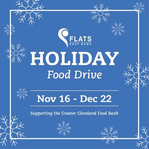 Flats East Bank Holiday Food Drive