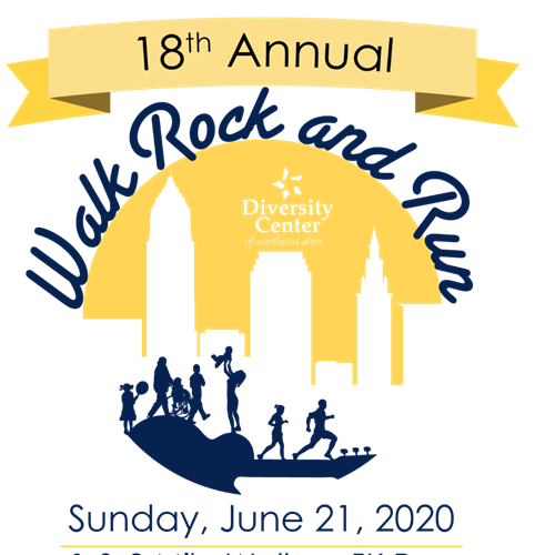 Diversity Center's 18th Annual Virtual Walk, Rock & Run