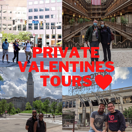 Private Valentines Tour: Downtown Highlights