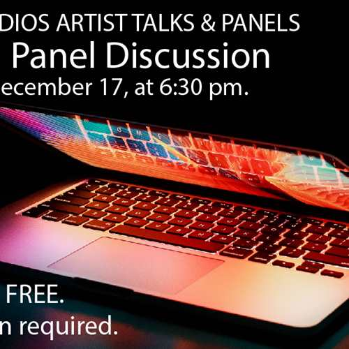 Kaiser Studios Artist Talks: SWITCH Virtual Panel Discussion