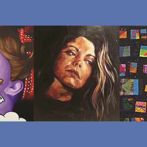 Community: Together We Can, 2nd Women's History Month Student Art Showcase