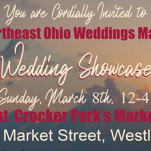 The Northeast Ohio Weddings Magazine Wedding Showcase