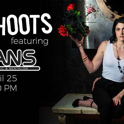 IN CAHOOTS An Evening of Magic and Mentalism with The ALANS