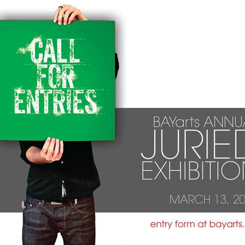 BAYarts Annual Juried Exhibition opening