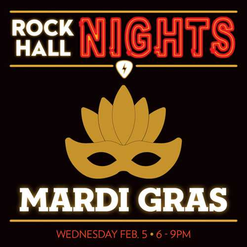 Rock Hall Nights: Mardi Gras