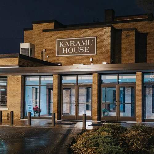 """Sassy Mamas"" at Karamu House"