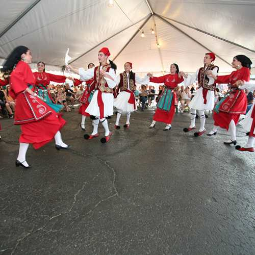 Postponed: Tremont Greek Festival 2020